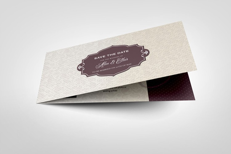 Premium folded business cards with free delivery just printing folded business card printing reheart Gallery