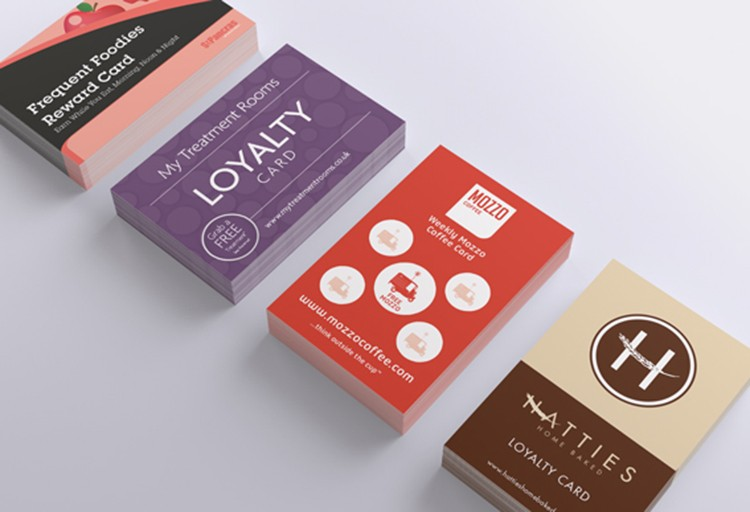 Premium Business Card Printing with Free Delivery Just