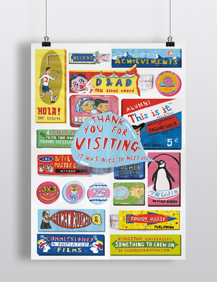 100 A3 Posters| Poster Printing with Free Delivery - Just-Printing ...