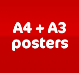 A4 A3 Posters