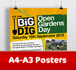 Homepage A4 posters